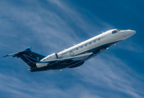 A Thumbs Up for Embraer's Praetor 600