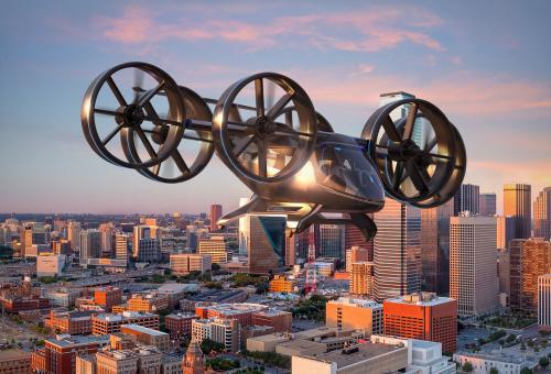 Major Manufacturers Want to Make the eVTOL Dream a Reality