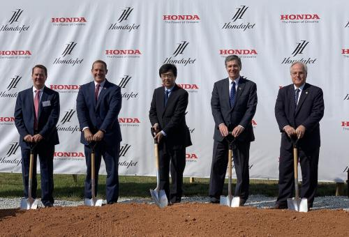 Honda Aircraft Invests In Tar Heel State