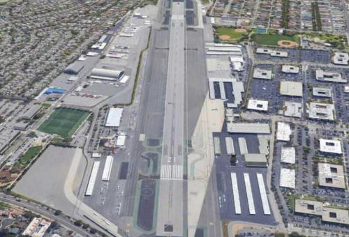 Runway Removal To Commence in Santa Monica