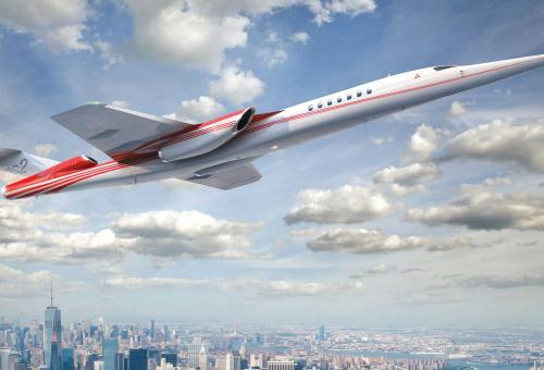 Association Asks For Investigation of Supersonic Limits, Safety In Airspace