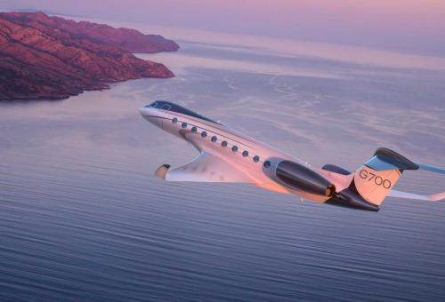 Gulfstream Collects $2B In G700 Orders