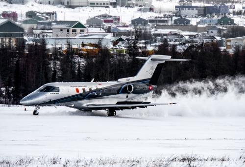 Pilatus PC-24 Clinches Rough-Field Certification