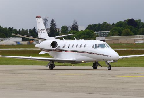 NetJets Europe aircraft