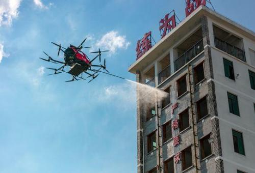 Emergency First Response Could Boost Urban Air Mobility