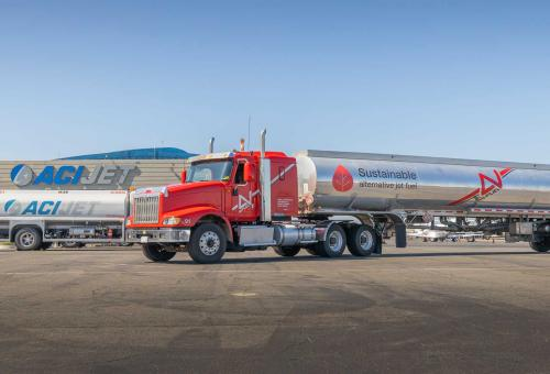 California FBO Receives First Load Of Sustainable Aviation Fuel