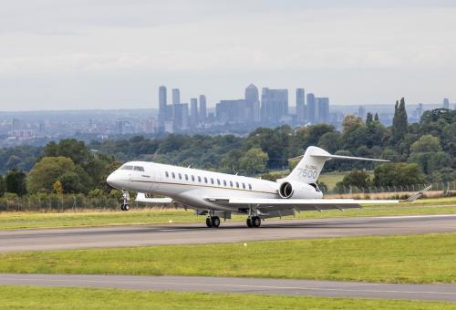 Bizav Leaders See Sustainability as Good for Business