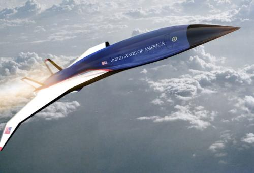 USAF Issues Contracts For Supersonic Air Force One