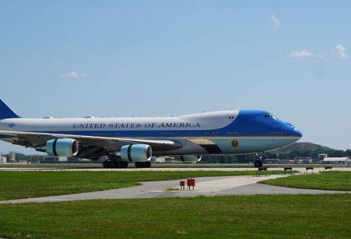National Geographic Film Examines New Air Force One