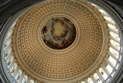 Capitol dome (Photo: Heather Trautvetter)