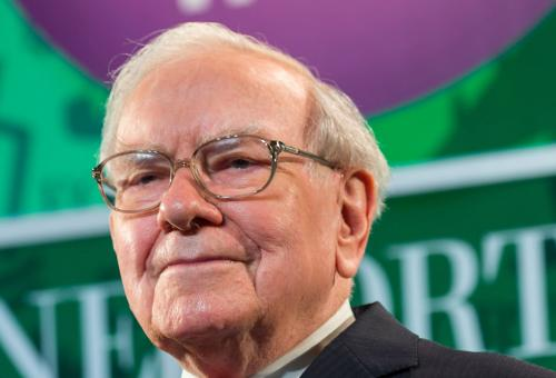 Warren Buffett, chairman/CEO of Berkshire Hathaway, which owns NetJets.