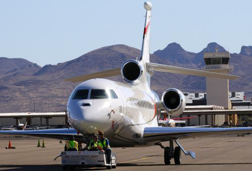 How To Quit The Airlines And Fly On A Private Jet