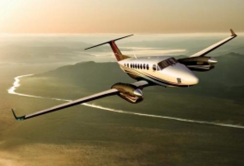 New private membership program Wheels Up will be launched with a fleet of Beechcraft King Air 350is