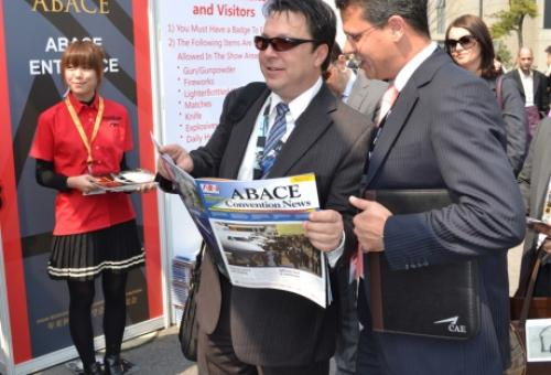 The 2012 Abace event in Shanghai revealed the promise of the Chinese market.