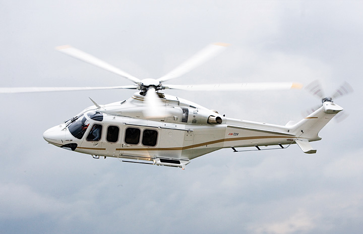AgustaWestland U0026 39 S AW139 Business Jet Traveler