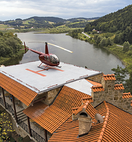 Add a Heliport to Your Home | Business Jet Traveler