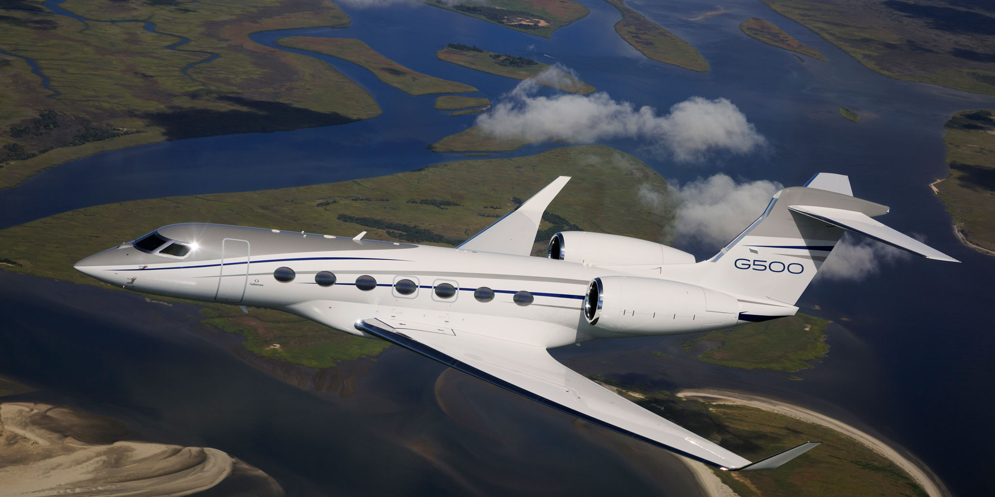 Pilot Report Gulfstream G500 Business Jet Traveler