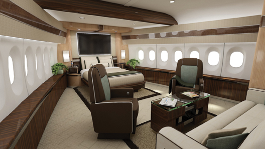 Outfitting Your Aircraft S Cabin Business Jet Traveler